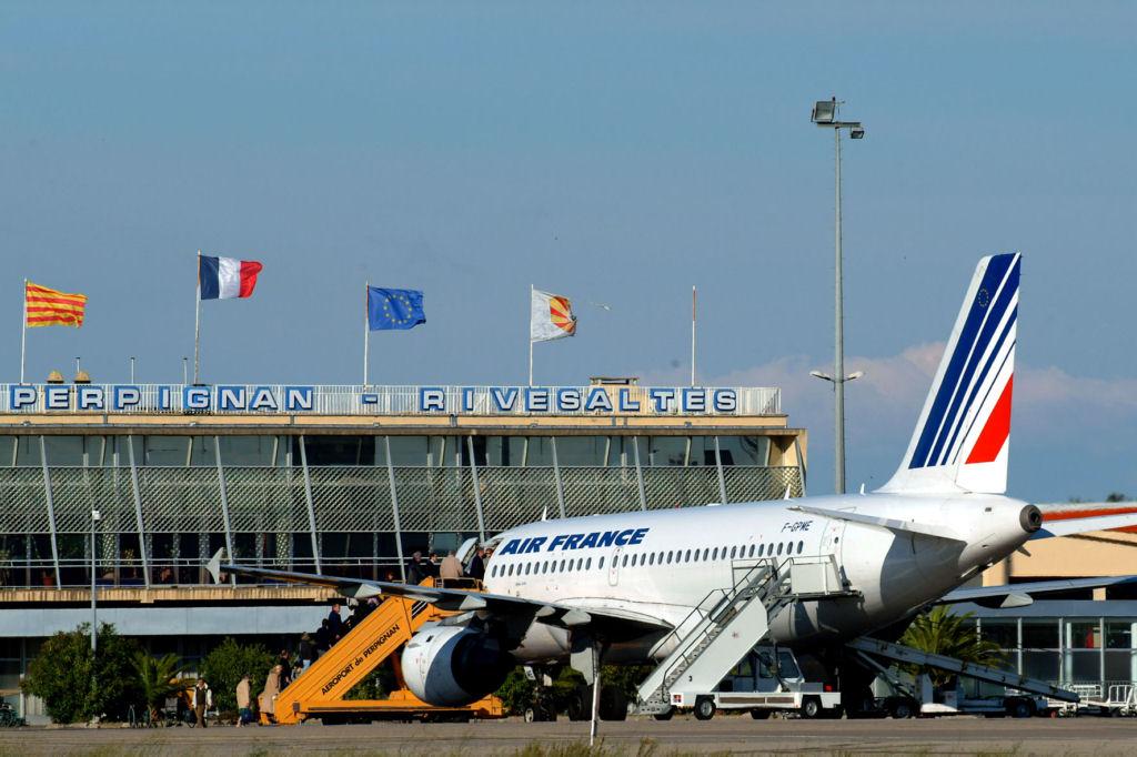21/5000 Aeropuerto de Perpiñán