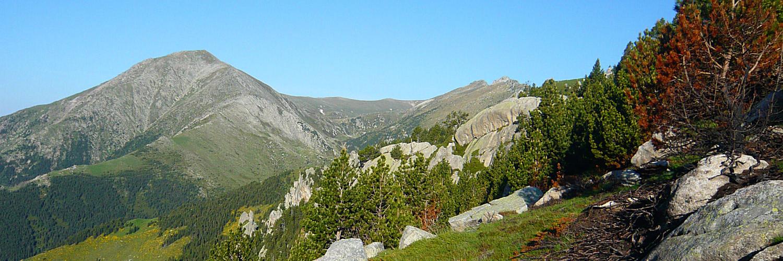 Massif du Costabonne - Prats de Mollo la Preste
