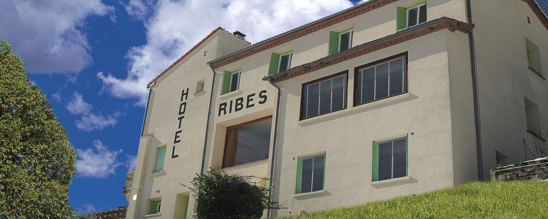 Hôtel ** Ribes de la Preste - Prats de Mollo la Preste