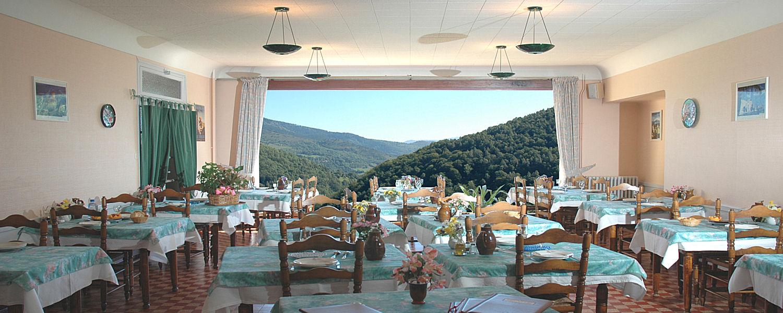 Restaurant Hôtel** Ribes - La Preste